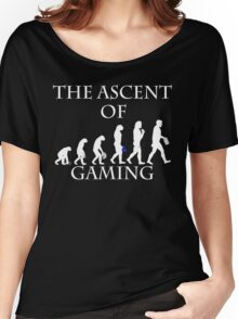 THE ASCENT OF GAMING #2 Women's Relaxed Fit T-Shirt