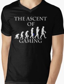 THE ASCENT OF GAMING #2 Mens V-Neck T-Shirt