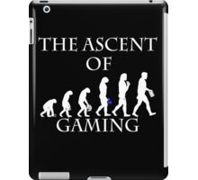 THE ASCENT OF GAMING #2 iPad Case/Skin