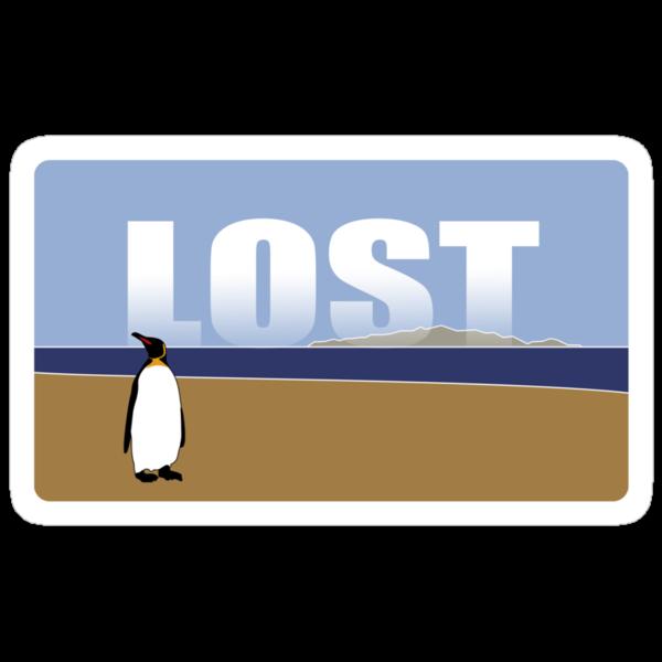 Lost - Happy Feet in New Zeeland by Bergsjo