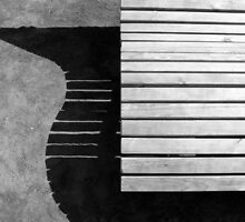 Bench Shadow by villrot