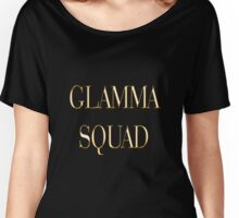 Glamma Squad Women's Relaxed Fit T-Shirt