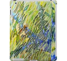 Water Study 11 (Colour) iPad Case/Skin