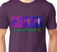 Triple Crown Champ American Pharoah Pop Art Unisex T-Shirt
