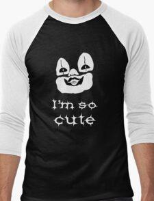 I'm so cute Men's Baseball ¾ T-Shirt