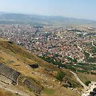 Pergamon theater by Maria1606