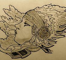 roman lady  by Billbatch