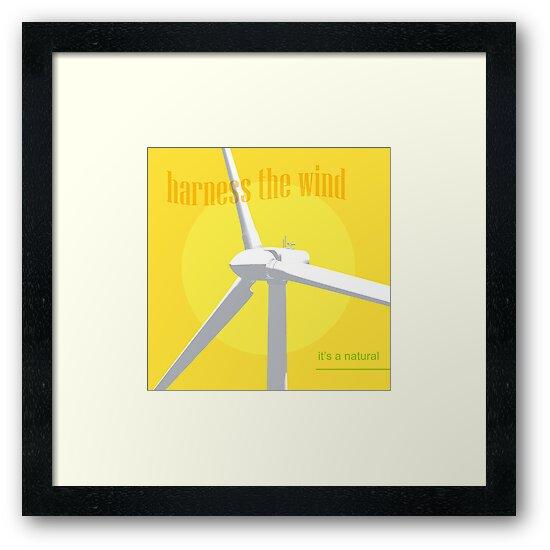 Harness The Wind by Ostar-Digital