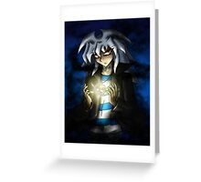 Bakura - Phone/Poster/Pillow/Book Greeting Card