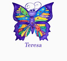 A Yoga Butterfly for Teresa Unisex T-Shirt