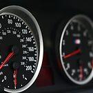2007 BMW M6 Instrument Cluster by Daniel  Oyvetsky