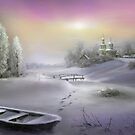 Winter Landscape by Igor Zenin