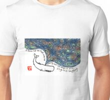 Moby Dick v.3 Unisex T-Shirt