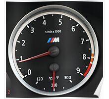 2007 BMW M6RPMMMMMMMMMM Poster