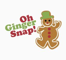 Oh Ginger Snap! Kids Tee
