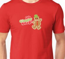 Oh Ginger Snap! Unisex T-Shirt