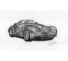 Morgan Aero  - Sports Car Photographic Print