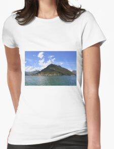 Montisola Womens Fitted T-Shirt