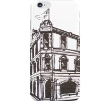Kensington/Flemington, Melbourne Victoria. Doutta Galla Hotel, Racecourse Rd. Flemington. iPhone Case/Skin