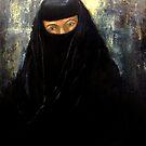 Burqa by Monica Vanzant