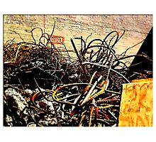 Urban Tangle Photographic Print