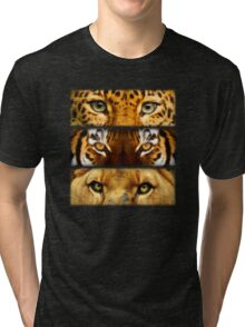 Eyes of Extinction Tri-blend T-Shirt