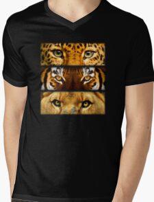 Eyes of Extinction Mens V-Neck T-Shirt