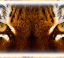 Eyes of Extinction Sticker