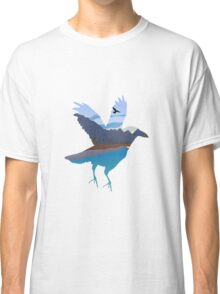 Raven in the valley Classic T-Shirt