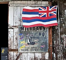 Military HQ. Happy To See You. by Alex Preiss