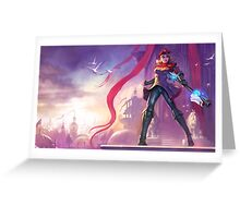 Imperial Lux - League of Legends Greeting Card