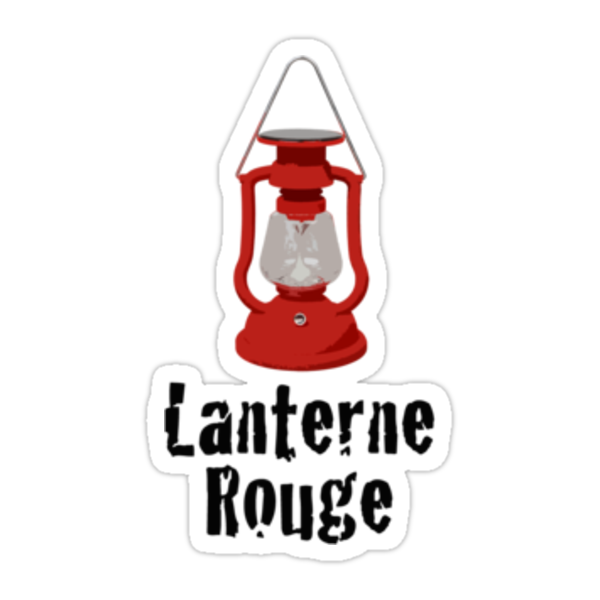 Lanterne Rouge 2 by Milkmaid