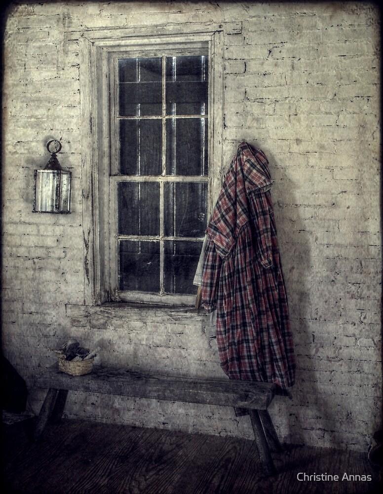 The Slave's Quarters by Christine Annas