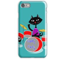 Cool For Cats Music Themed iPhone Case/Skin