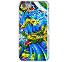 Oriental Tattoo Dragon Fantasy iPhone Case/Skin