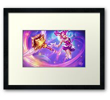 Star Guardian Lux - League of Legends Framed Print