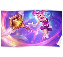 Star Guardian Lux - League of Legends Poster