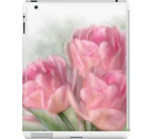 Angelique Tulips iPad Case/Skin