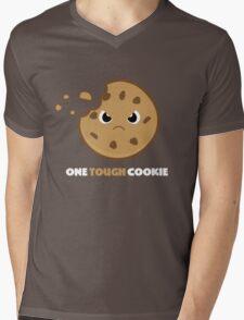 One Tough Cookie Mens V-Neck T-Shirt