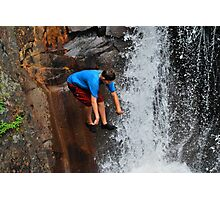 Smalls Falls Leap of Faith #11 Photographic Print