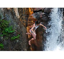 Smalls Falls Leap of Faith #15 Photographic Print