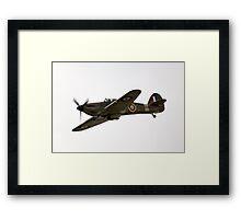 Hawker Hurricane XIIa Z5140 Framed Print
