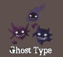 Ghost Type T-Shirt