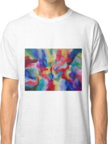 """Euphoria"" original abstract artwork by Laura Tozer Classic T-Shirt"