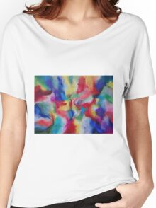 """""""Euphoria"""" original abstract artwork by Laura Tozer Women's Relaxed Fit T-Shirt"""