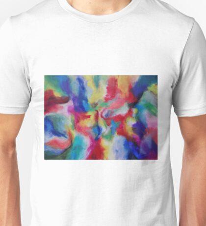 """Euphoria"" original abstract artwork by Laura Tozer Unisex T-Shirt"