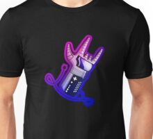 Retro Gaming Nostalgia: Power Glove Unisex T-Shirt