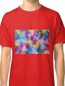 """In a Dream No.4"" original abstract artwork by Laura Tozer Classic T-Shirt"