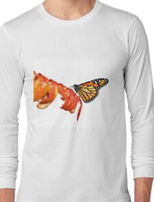 Autumn Monarch 2 Long Sleeve T-Shirt