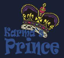 karma arts uk - Karmas Prince Kids Tee